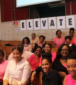 2016 Pink in the Pews with LAC and PRBC