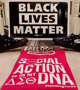 2020 GOTV Social Action Campaign